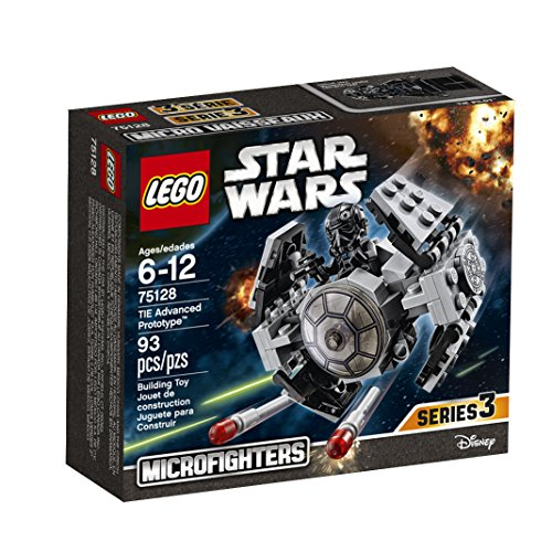 (LEGO Star Wars TIE Advanced Prototype 75128)