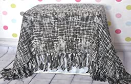 Newborn Baby photography photo props polyester Basket Stuffer Background blanket rug TZ22