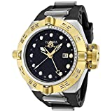 Invicta Men's 1157 Subaqua Noma IV GMT Black Dial Watch