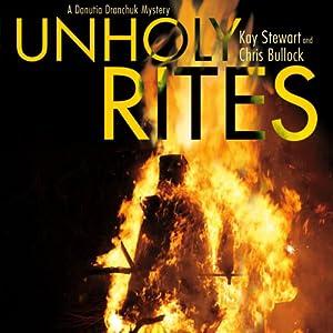 Unholy Rites Audiobook
