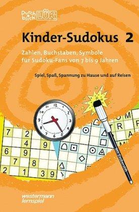 Durchblick LÜK Kinder-Sudokus 2 mit Klappfolie und Zauberstift: Zahlen, Buchstaben, Symbole für Kinder von 7 bis 9 Jahren