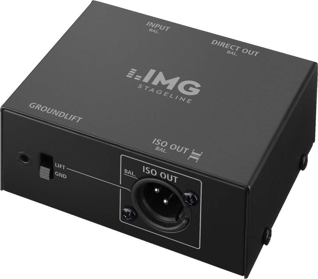 Img Stage Line Microphone Splitter Monacor 243790
