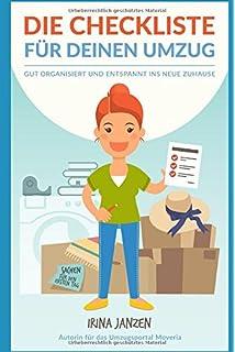 Umzugsorganisation Checkliste das umzugsbuch alles was sie schon immer übers ausziehen umziehen