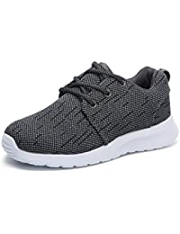 Casual Breathable Lace-up Running Sneaker(Little Kid/Big...
