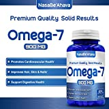 NASA BEAHAVA Pure Omega 7 Fatty Acids 200
