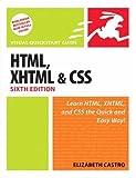 """HTML, XHTML, and CSS, Sixth Edition"" av Elizabeth Castro"