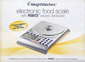 weight watchers electronic food scale and. Black Bedroom Furniture Sets. Home Design Ideas