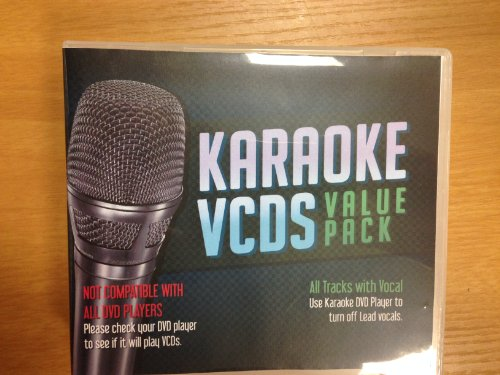 Karaoke VCD Value Pack Over 200+ Tracks on 15 Discs Vol. - Karaoke Paul Simon