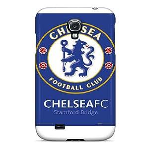 [xLW2069Cvaa] - New Chelsea Fc Protective Galaxy S4 Classic Hardshell Case