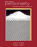img - for Personality: Contemporary Theory and Research (with InfoTrac) by Valerian J. Derlega (2004-03-12) book / textbook / text book