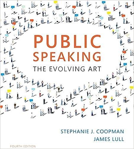 amazon com public speaking the evolving art with mindtap speech
