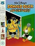 Walt Disneys Donald Duck Adventures (The Carl Barks Library of Donald Duck Adventures in Color, Volume 21)