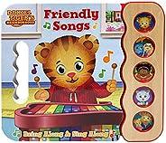 Daniel Tiger's Friendly Songs: Daniel Tiger's Neighborhood (Early Bird Sound Books 5