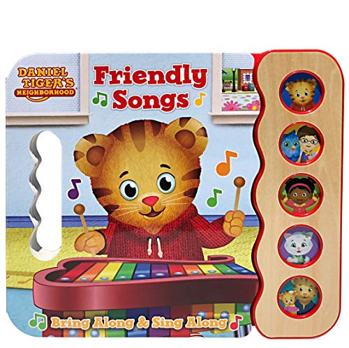 Daniel Tiger's Friendly Songs: Daniel Tiger's Neighborhood