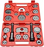 8milelake 21pc Professional Disc Brake Caliper Wind Back Tool Kit