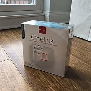 First Alert 1036469 Onelink Smoke and Carbon Monoxide Detector