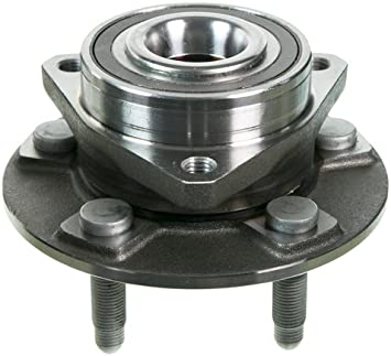 National 513282 Front Wheel Bearing and Hub Assembly Federal Mogul