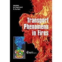 Transport Phenomena in Fires