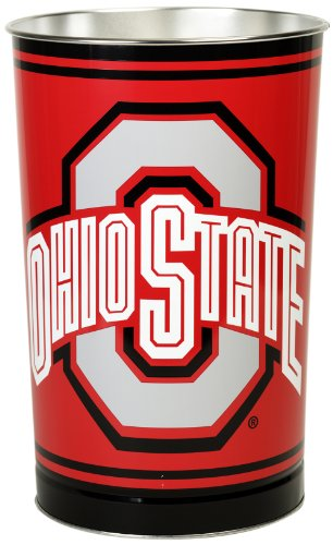 NCAA Ohio State Buckeyes Wastebasket - Ohio State Buckeyes Wastebasket Shopping Results