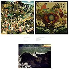 Albums Included:  Fleet Foxes (2008)  Tracklist:  1. Sun It Rises 2. White Winter Hymnal 3. Ragged Wood 4. Tiger Mountain Peasant Song 5. Quiet Houses 6. He Doesn't Know Why 7. Heard Them Stirring 8. Your Protector 9. Meadowlarks 10. Blue Rid...