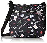 LeSportsac Small Cleo Cross Body Bag, Love Letters, One Size