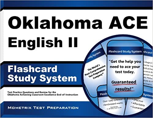 Oklahoma ACE English II Flashcard Study System: Oklahoma ACE Test Practice Questions & Exam Review for the Oklahoma Achieving Classroom Excellence ...