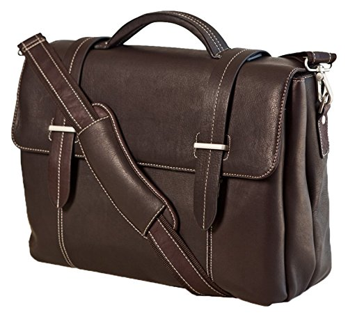 Bellino 6117 Flap Over Computer Brief