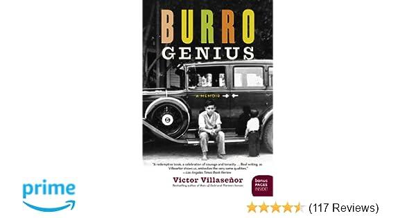 burro genius summary chapter 13