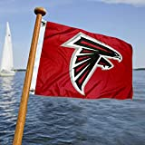 WinCraft Atlanta Falcons Boat and Golf Cart Flag