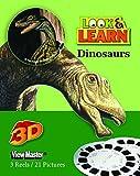 ViewMaster Look & Learn 3 Reel Set - Dinosaurs