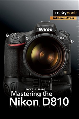 Mastering the Nikon D810, used for sale  Delivered anywhere in USA