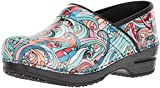 Sanita Women's Smart Step Pro. Siren Clog, Multi, 41 M EU (10 US)