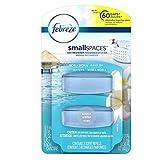 loud pack air freshener - Febreze Smallspaces Bora Bora Waters Refills Air Freshener (2 Count, 0.36 Oz)