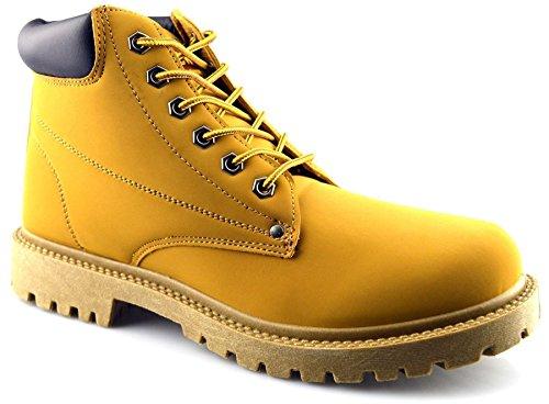 Chaussures De Marche En Cuir Synthétique Dek Pour Homme