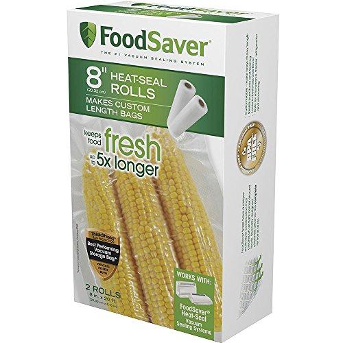 FoodSaver FSFSB Foodsaver 8x20 Roll product image