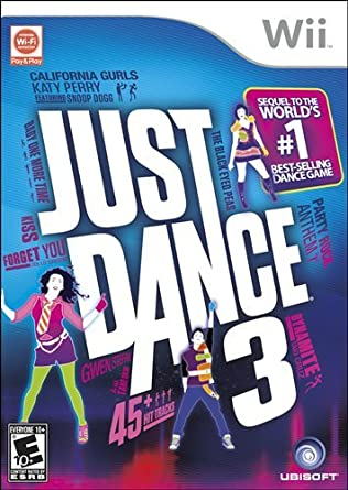 Just dance 3: Amazon.es: Videojuegos