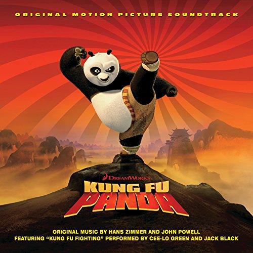 Kung Fu Panda Soundtrack product image
