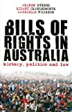 img - for Bills of Rights in Australia: History, Politics and Law by Andrew Byrnes (2009-01-30) book / textbook / text book