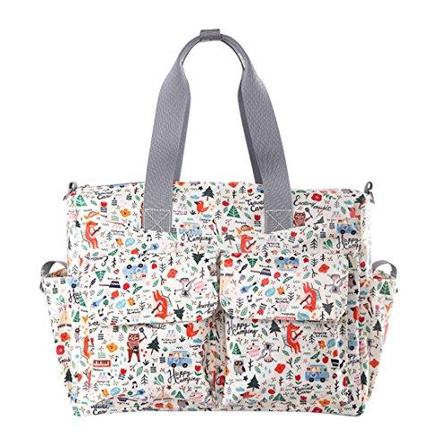 Dunland The New Big Bag Bag Mummy Bag Waterproof Bag Easily Multicolor2