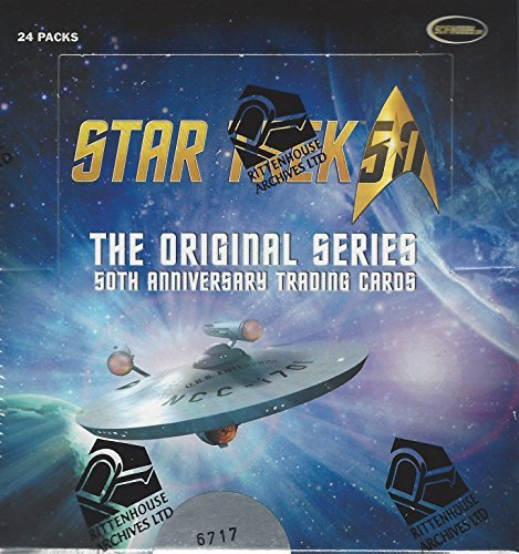 2016 Rittenhouse 'Star Trek: The Original Series' 50th Anniversary box