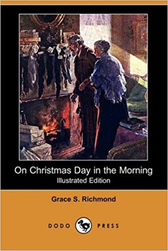 amazoncom on christmas day in the morning illustrated edition dodo press 9781406598919 grace s richmond charles m relyea books - On Christmas Day In The Morning