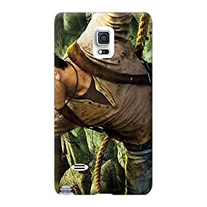 Customcases88 Samsung Galaxy Note 4 Perfect Hard Phone Case Provide Private Custom Attractive Uncharted Skin [yGT533zLke]
