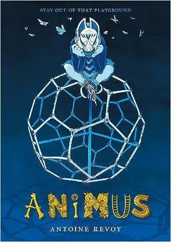 Animus Book Cover
