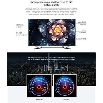 Himedia Q10 PRO:QUAD CORE ANDROID TV BOX A53 CPU/MALI-720 GPU ANDROID 5.1 4KX2K@60FPS ULTRAHD VIDEOS WITH FLIPPING HD ENCLOSURE