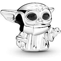 Pandora Star Wars 799253C01 - Abalorio de plata