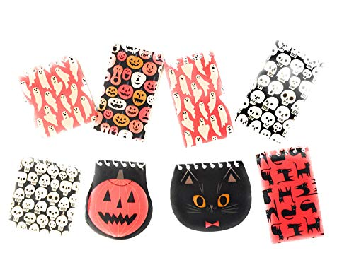 8 Count Halloween Spiral Notepads - Party Favors,