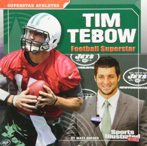 Tim Tebow  Football Superstar  Superstar Athletes