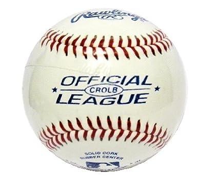 Rawlings Official League CROLB Baseball