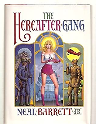 book cover of The Hereafter Gang