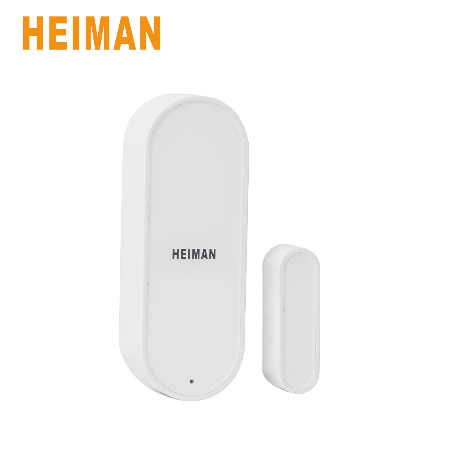 Home Security Door Security Bar,Zigbee Wireless Door & Window Motion Sensor Remote Alarm-HS3DS
